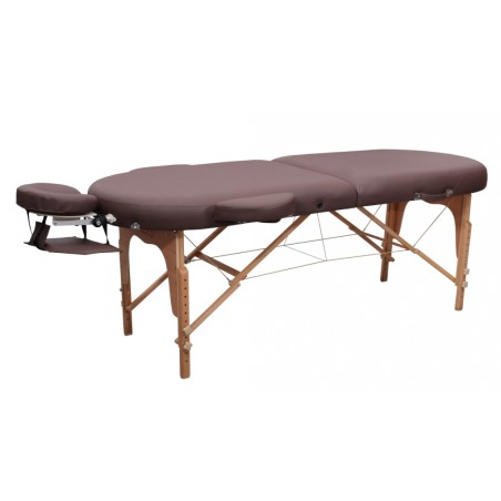 De Table Ovale Massage Reiki Zen Pliante Bois 6Yf7gby