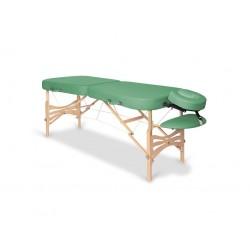 Table de massage professionnelle spéciale hôtel en chêne massif