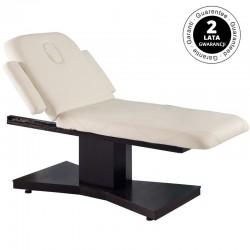Table de massage pro luxe - Massage Imperial - Reiki - Légère - Couleur Ivoire Blanc