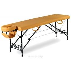 Table de massage/cosmetique/esthétique légère 3 zones  en Aluminium
