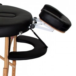 Table de massage Ovale