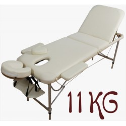 Table de Massage - Alu -...